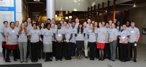 Participants of the Global Health Case Competition