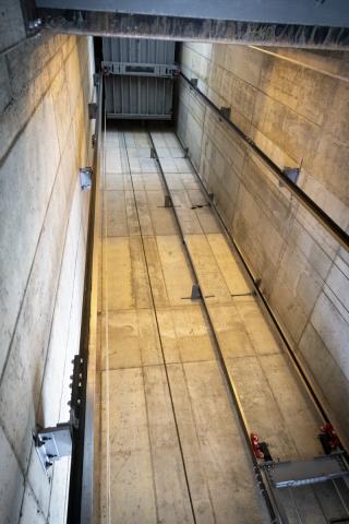 New Elevator Shaft